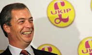 UKIP 'Now The UK's Third Largest Party'