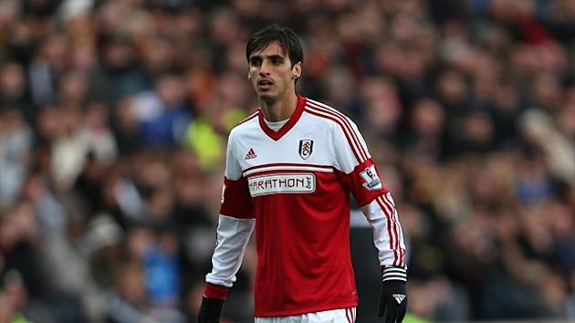 Fulham have confirmed forward Bryan Ruiz has joined Dutch side PSV Eindhoven on loan until the end of the season (PA Photos)