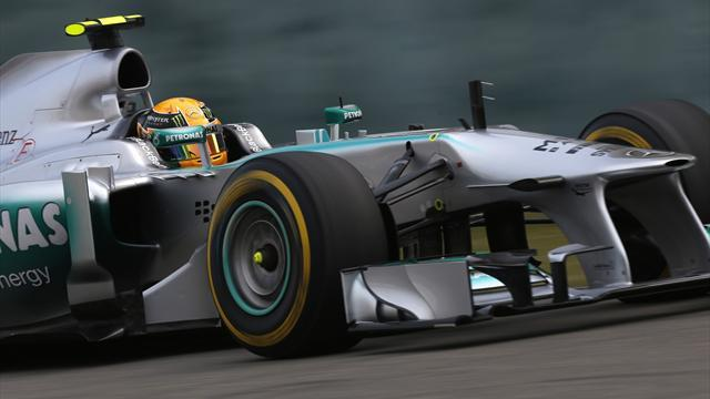 Bahrain Grand Prix - Mercedes: Bahrain big test for title bid