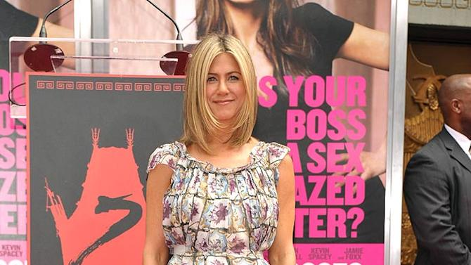 Jennifer Aniston Grmns Crmny