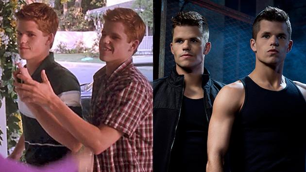 "Max and Charlie Carver in the ""Desperate Housewives"" episode, ""You're Gonna Love Tomorrow"" and ""Teen Wolf"" Season 3."