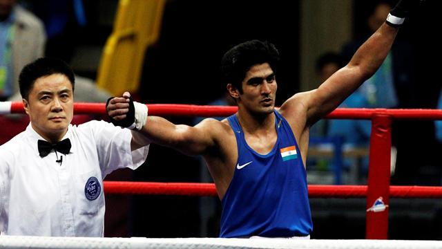 Boxing - India's Singh cleared in drug test