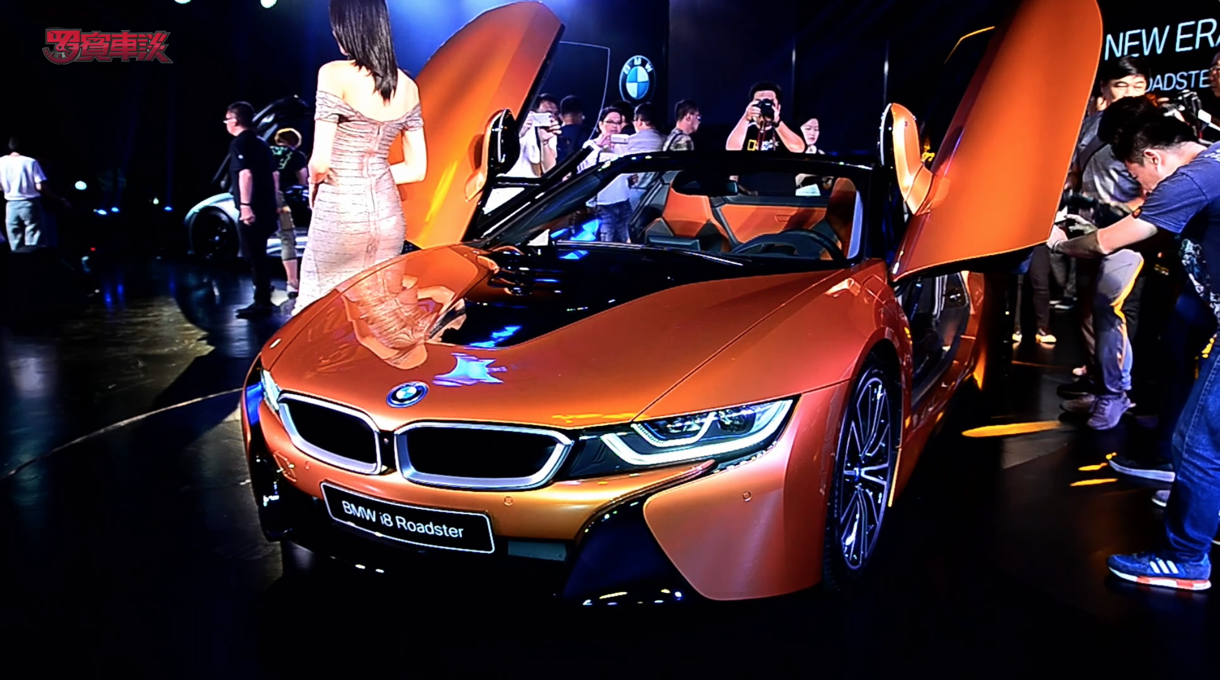 【羅賓車談】BMW i8 小改款發表