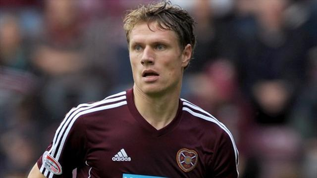 Scottish Premier League - Zaliukas could get farewell cameo