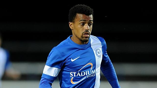 League One - Peterborough into fifth as Ajose treble stuns Notts County
