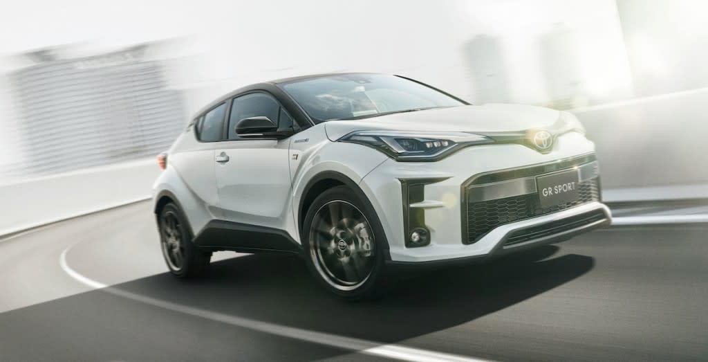 2019東京車展前瞻:新增 GR SPORT 規格、渦輪動力加入六速 iMT,小改款 Toyota C-HR 亮相!
