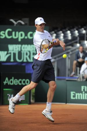 Americans Querrey, Sock lose at Delray Beach