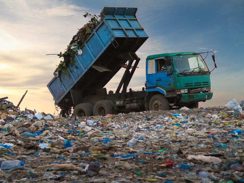 如果我们生活在循环经济中,人类可以是无浪费的 - 这就是它的工作方式
