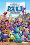 Poster of Monsters University