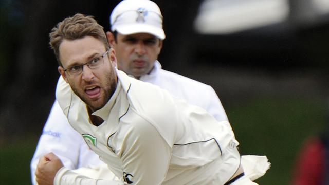 Cricket - Former skipper Vettori out of NZ series with West Indies
