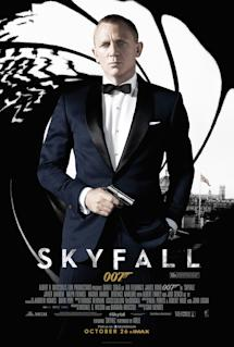 Poster of Skyfall