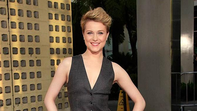 Evan Rachel Wood T Rue Blood Pr