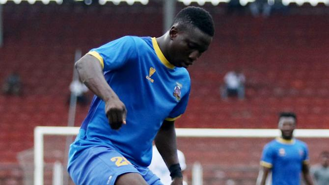 Agent insists Oghenekaro Etebo has joined CD Feirense in Portugal