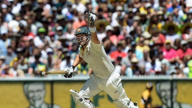 Cricket - Australia keep focus on whitewash