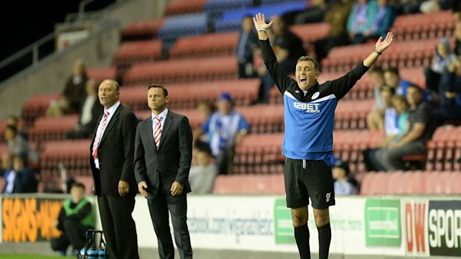 Soccer - Sky Bet Championship - Wigan Athletic v Doncaster Rovers - DW Stadium