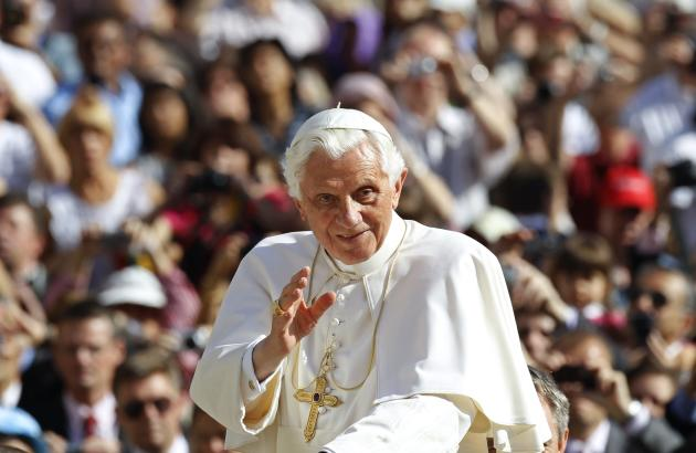 Highlights of Pope Benedict's papacy