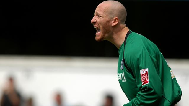 League Two - Cole stays in goal for Pilgrims