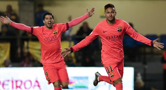 Video: Villarreal vs Barcelona
