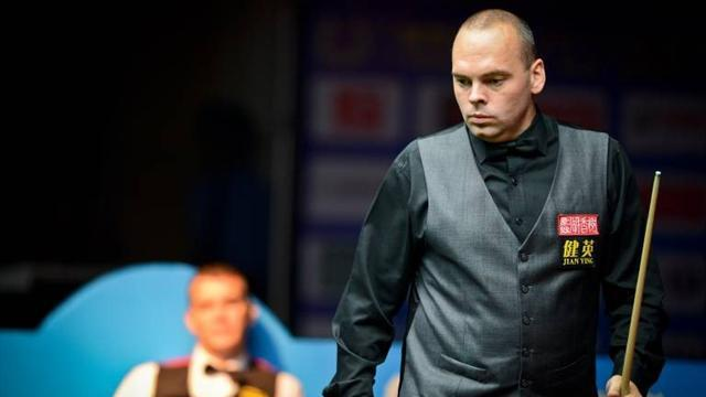 Snooker - Bingham topples Doherty to reach Asian PTC3 semis