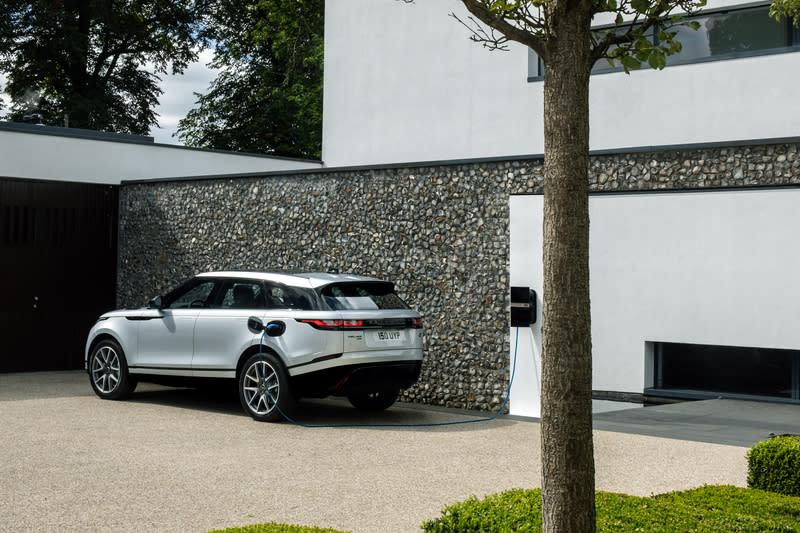 Land Rover Range Rover Velar追加PHEV插電車型