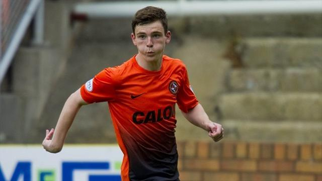 Scottish Football - Robertson tipped to handle pressure