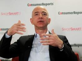 Amazon CEO Jeff Bezos Donates $2.5M to Washington Gay Marriage Advocates (Report)