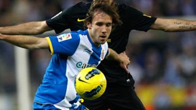 Liga - Verdu-Espanyol talks on hold