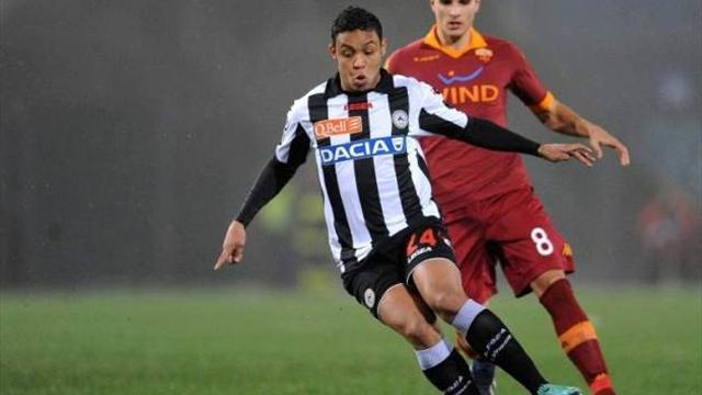 Serie A - Muriel still developing at Udinese