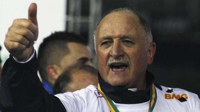 World Cup - Scolari's charisma not matched by dour Brazil