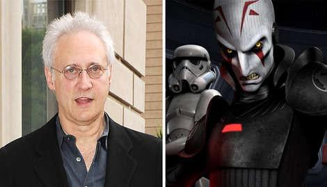 Will Brent Spiner voice the Inquisitor in Star Wars Rebels?