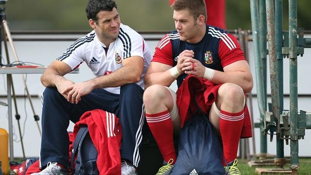 Lions Tour - Lydiate delighted by Lions honour