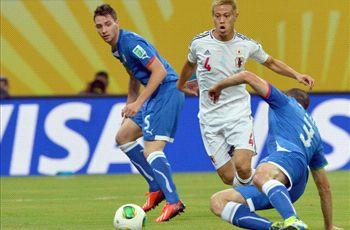 Chiellini: Mission accomplished for Italy