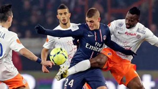 Ligue 1 - Agent: 'Clubs lining up for Verratti'