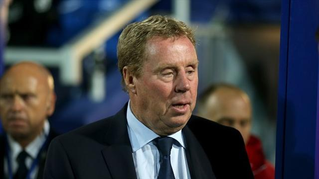 Football - Redknapp: Hodgson deserved England job