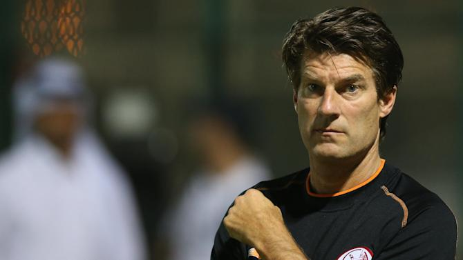 Premier League - Michael Laudrup rules himself out of QPR running