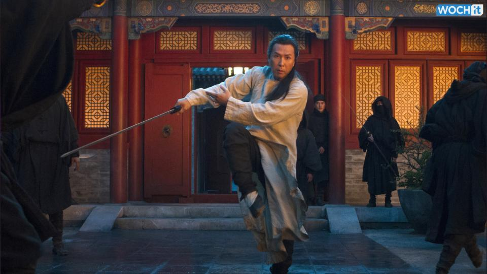 AMC Theatres Boycotting 'Crouching Tiger 2' In Major Blow For Netflix, Imax