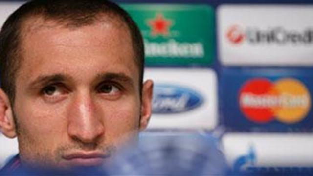 Serie A - Chiellini hopes to face Milan