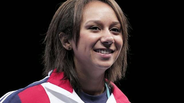 Weightlifting - Mixed emotions for Smith as she wins historic European bronze