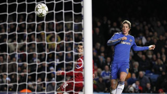 Champions League - Chelsea out despite six-goal mauling of Nordsjaelland