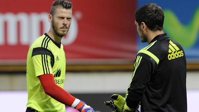 Premier League - Manchester United transfer news: David De Gea - I will be at training on Monday
