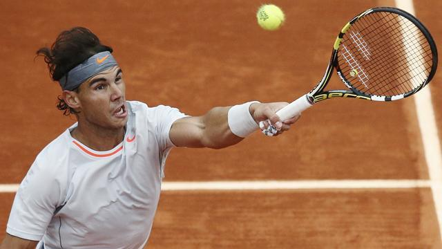 French Open - Nadal: LIVE