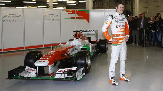 Formula 1 - Di Resta focused on his own reputation