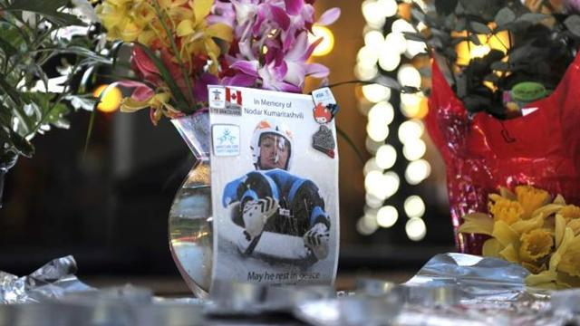 IOC studies report into luge death