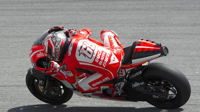 MotoGP Tests in Sepang - Day One