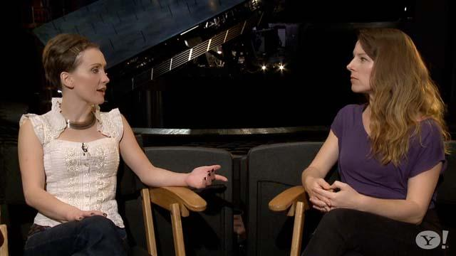 'Cirque Du Soleil: Worlds Away' Inside Look: Erica Linz