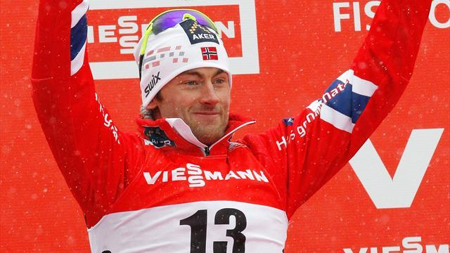 Cross-Country Skiing - Northug wins gold in Val di Fiemme