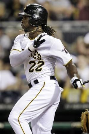 McCutchen leads Pirates to 5-2 win over Astros