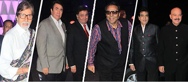 Wedding Reception Of Smita Thackerays Son Rahul