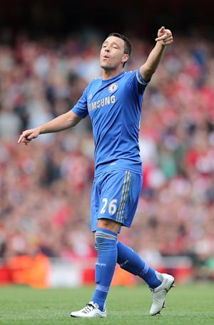 John Terry is expected to return to the Chelsea side as skipper in Donetsk