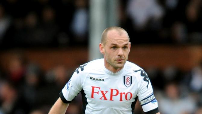 Danny Murphy sees a bright future at Blackburn following his move from Fulham